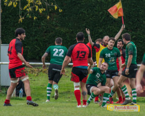 SC Roquettois VS Olympique Reynies XV